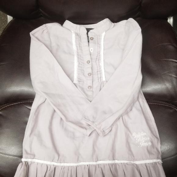 Calvin Klein Jean's Toddler Dress